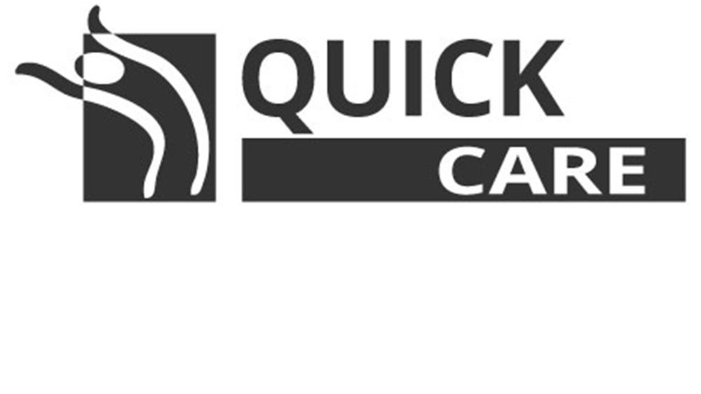 Quick Cares logo i 600x600